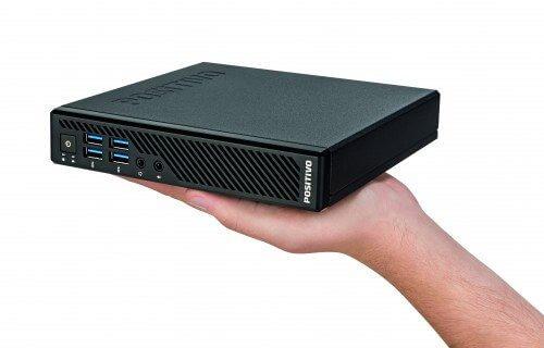 Master C820: Minidesktop da Positivo pode ser a solução para escritórios