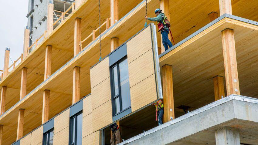 Arranha-céus de madeira podem ser o futuro de nossas cidades