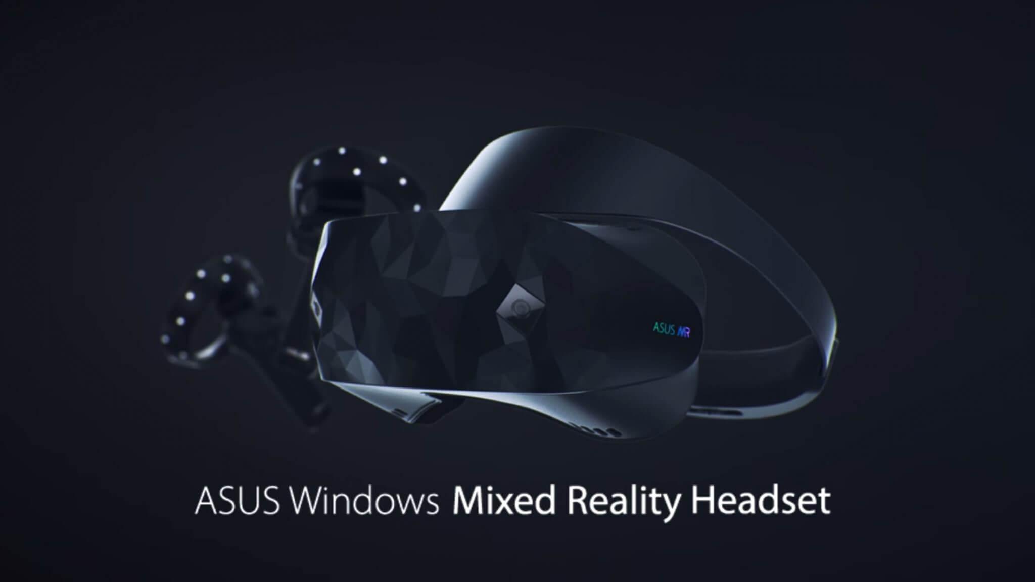 1504105586 acer windows mr headset - ASUS lança seu headset de realidade aumentada compatível com Windows Mixed Reality