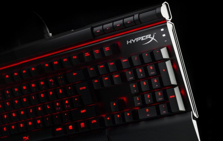 Review HyperX Alloy Elite