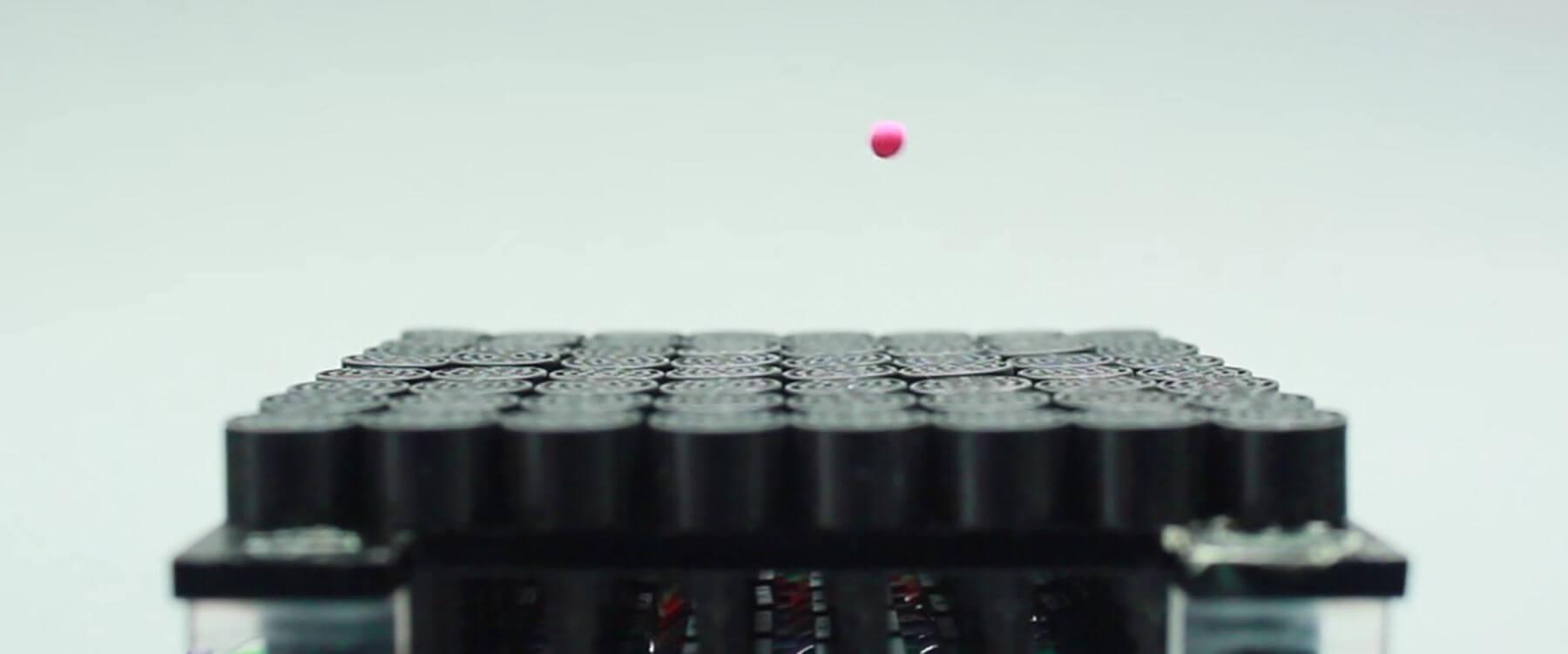 É possível levitar com o poder do som?