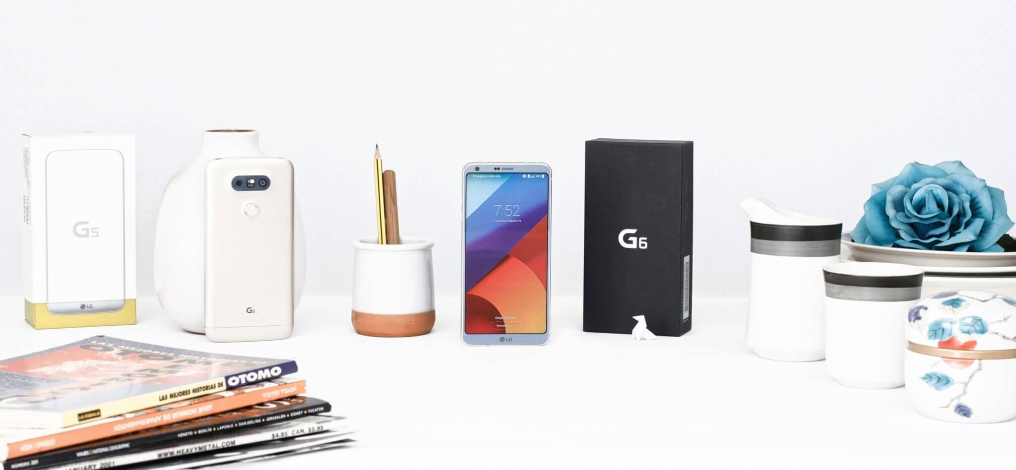 LG G6 - Chega ao Brasil LG G6 com 64 GB de armazenamento interno