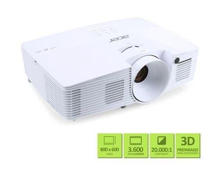 Acer revela novos projetores para casas, estabelecimentos e mundo gamer. Novos projetores versáteis da acer contam com diversos tipos de resoluções e conectividades, além de garantir um custo-benefício nos modelos mais básicos