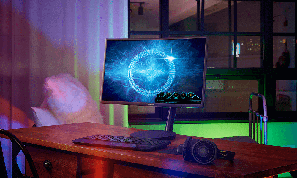 Samsung LC24FG70 - Confira 7 monitores super versáteis para desktops