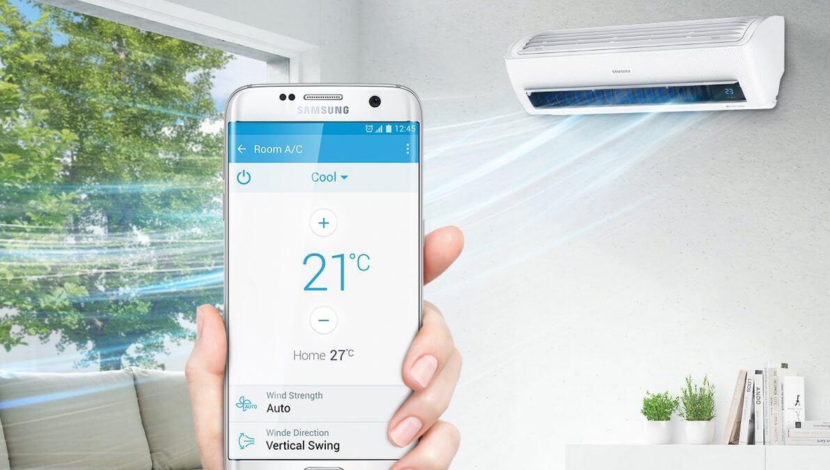 Conheça o Wind-Free, ar condicionado Smart da Samsung