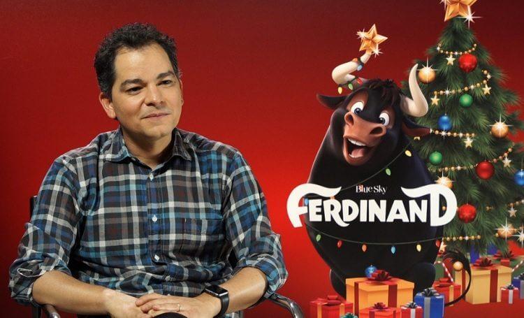 O diretor de animações Carlos Saldanha