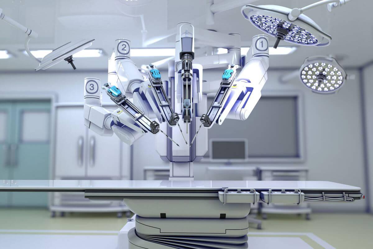 Seu próximo médico provavelmente será um robô
