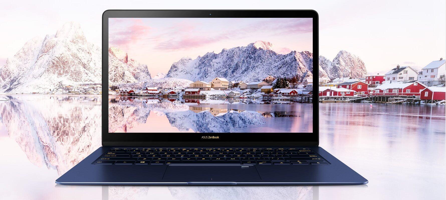 ASUS lança dois novos notebooks da linha ZenBook