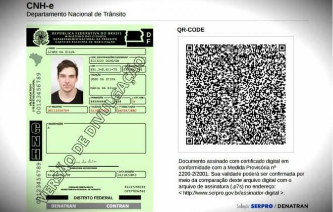 Motoristas de São Paulo já podem emitir a CNH Digital