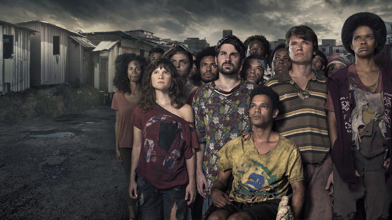 3%, série brasileira da netflix, retorna para segunda temporada. O futuro lado de cá e do maralto chegam ao serviço de streaming com a segunda temporada de 3% neste mês.