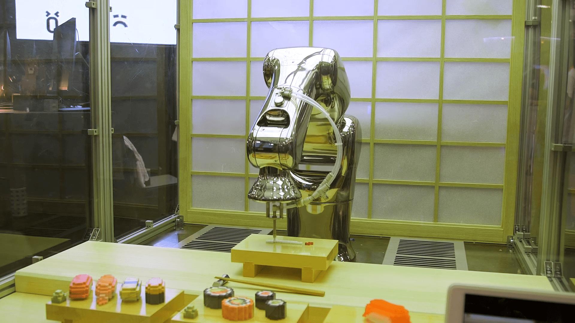 Captura de Tela 176 - SXSW: Conheça o robô que faz sushi e a mochila a jato que te faz dar saltos maiores