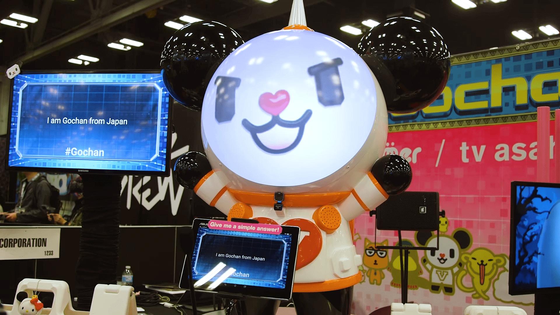 Captura de Tela 180 - SXSW: Conheça o robô que faz sushi e a mochila a jato que te faz dar saltos maiores