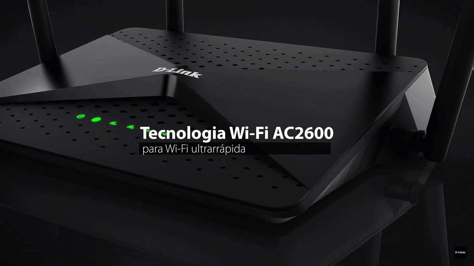 D-Link anuncia roteador gamer com velocidade de até 2.600 Mbps