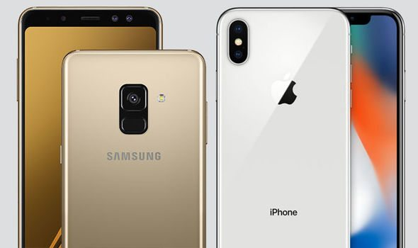 Comparativo: samsung galaxy s9+ vs apple iphone x. Fizemos um estudo comparativo entre o novo galaxy s9+ e o iphone x para descobrir qual dos dois smartphones vence uma disputa de qualidade e preferências.