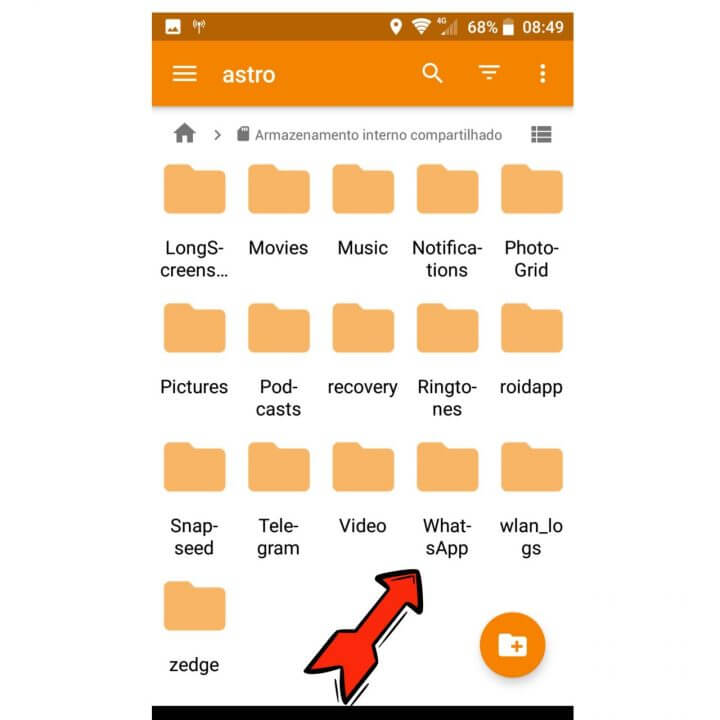 Como esconder as fotos do whatsapp da galeria do android. Confira neste tutorial como esconder as fotos do whatsapp da galeria do android. Chega de pagar mico ao exibir sua galeria de fotos.
