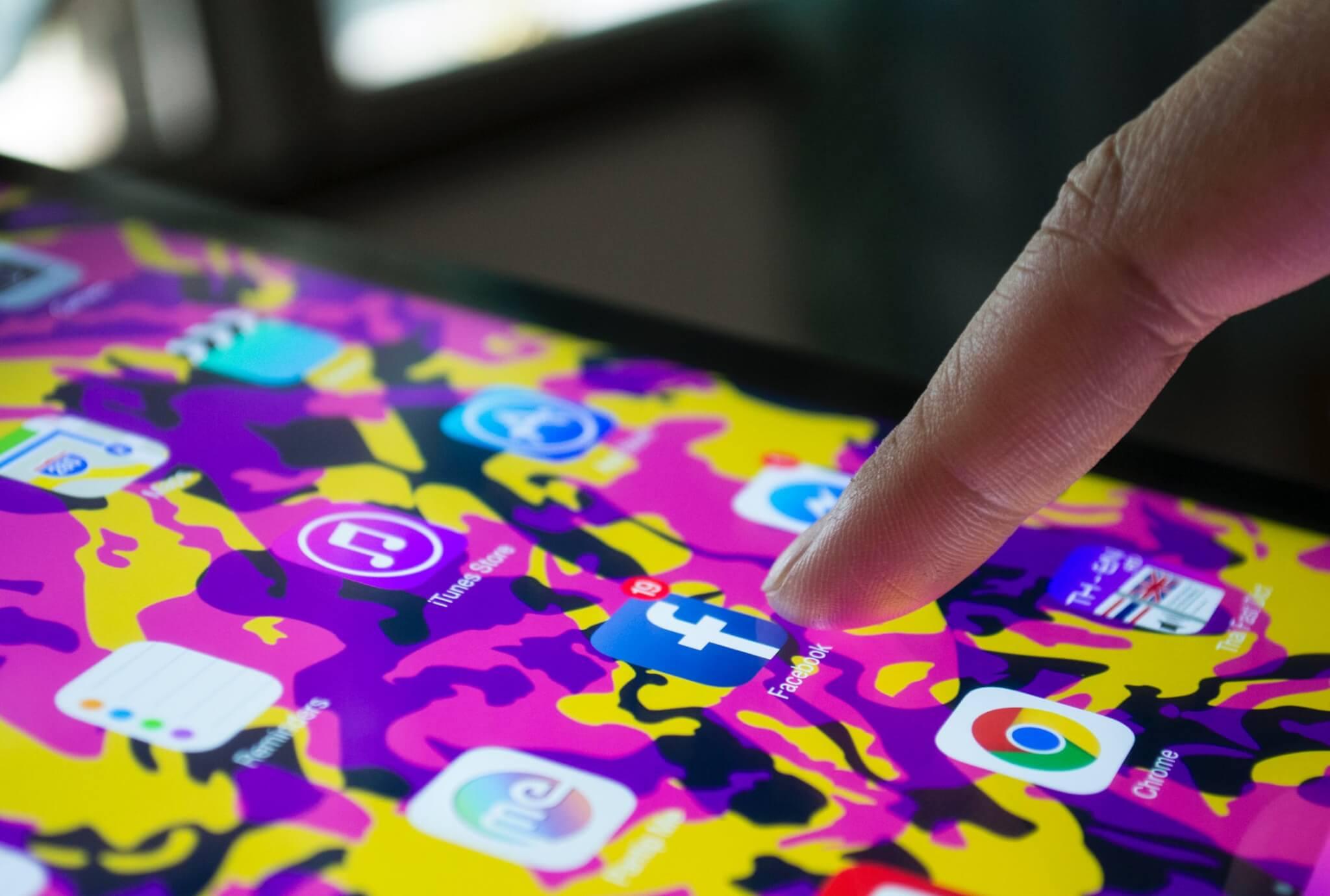 Como garantir que o Facebook não distribua seus dados
