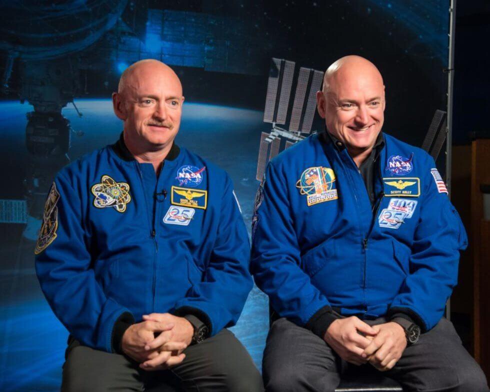 Passar tanto tempo no espaço tornou o DNA de astronautas gêmeos diferentes