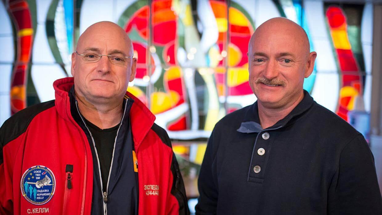 scott - Passar tanto tempo no espaço tornou o DNA de astronautas gêmeos diferentes