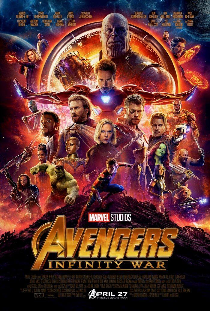 Confira o novo trailer e pôster de vingadores: guerra infinita. A marvel finalmente liberou o segundo trailer de vingadores: guerra infinita, o filme que fecha os 10 anos do universo cinematográfico da marvel. Confira!
