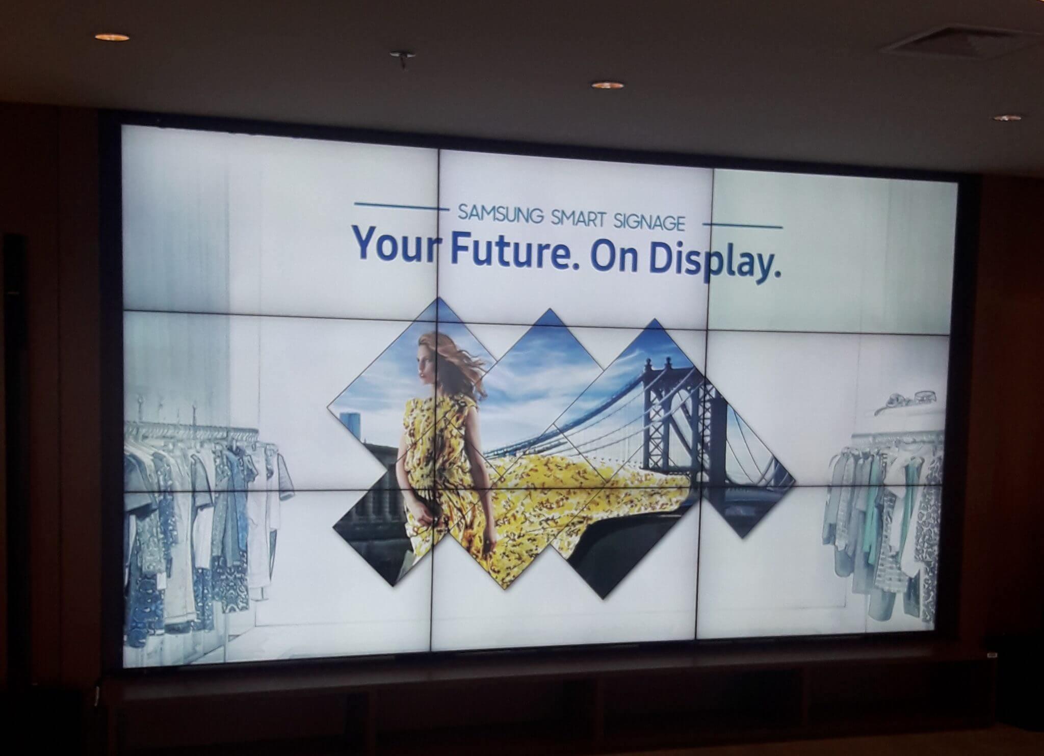 20180405 102849 - Samsung reforça a linha de produtos Digital Signage no Brasil