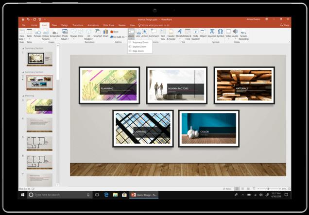 """Microsoft anuncia o """"commercial preview"""" do office 2019 e algumas novidades da nova versão do pacote. Com alguns detalhes revelados sobre aplicativos como o excel e o powerpoint, o office 2019 agora teve um preview comercial liberado."""