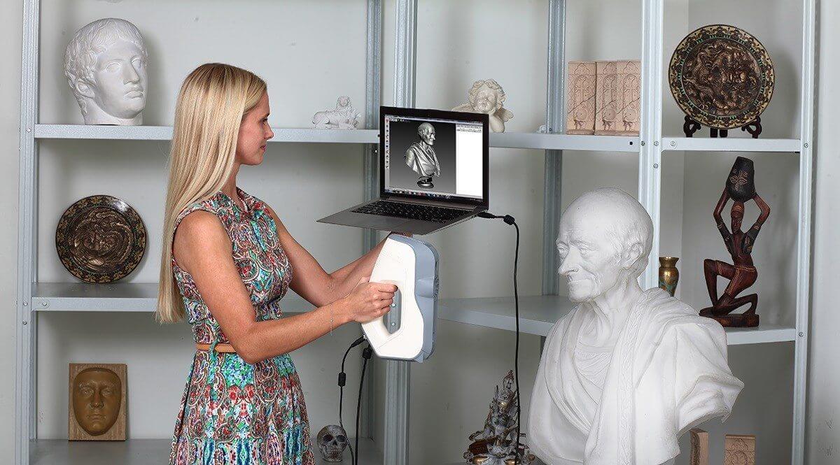 3d scaning 1 1 - Scan e impressão 3D: tecnologia para o bem ou desafio jurídico?