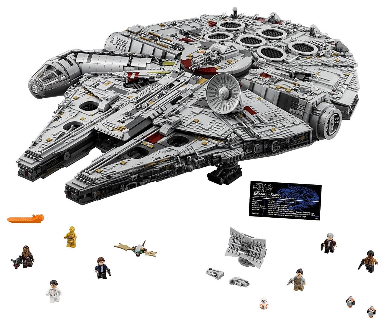Star Wars: conheça a versão definitiva do conjunto de LEGO da Millennium Falcon 2