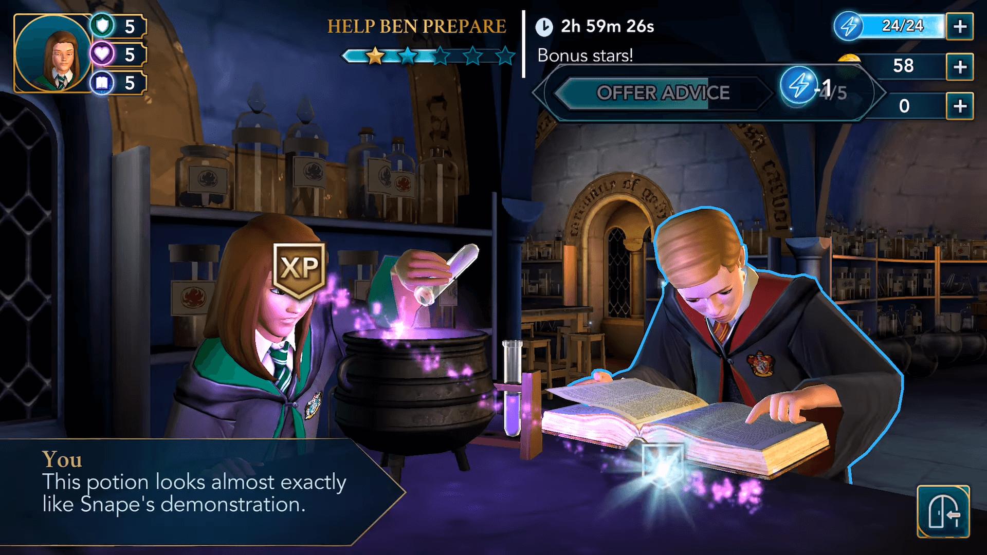 Harry potter: hogwarts mystery é finalmente lançado para android e ios. A espera acabou! O jogo mobile da maior franquia de bruxos, harry potter: hogwarts mystery, finalmente está disponível para android e ios.