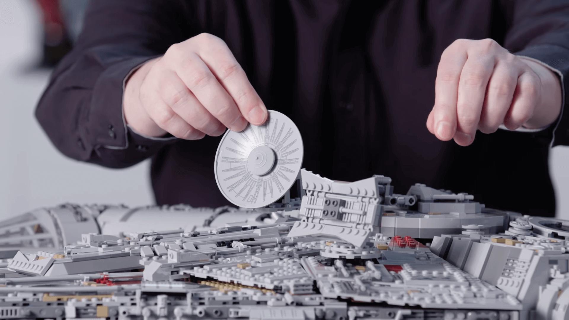 Star Wars: conheça a versão definitiva do conjunto de LEGO da Millennium Falcon 3