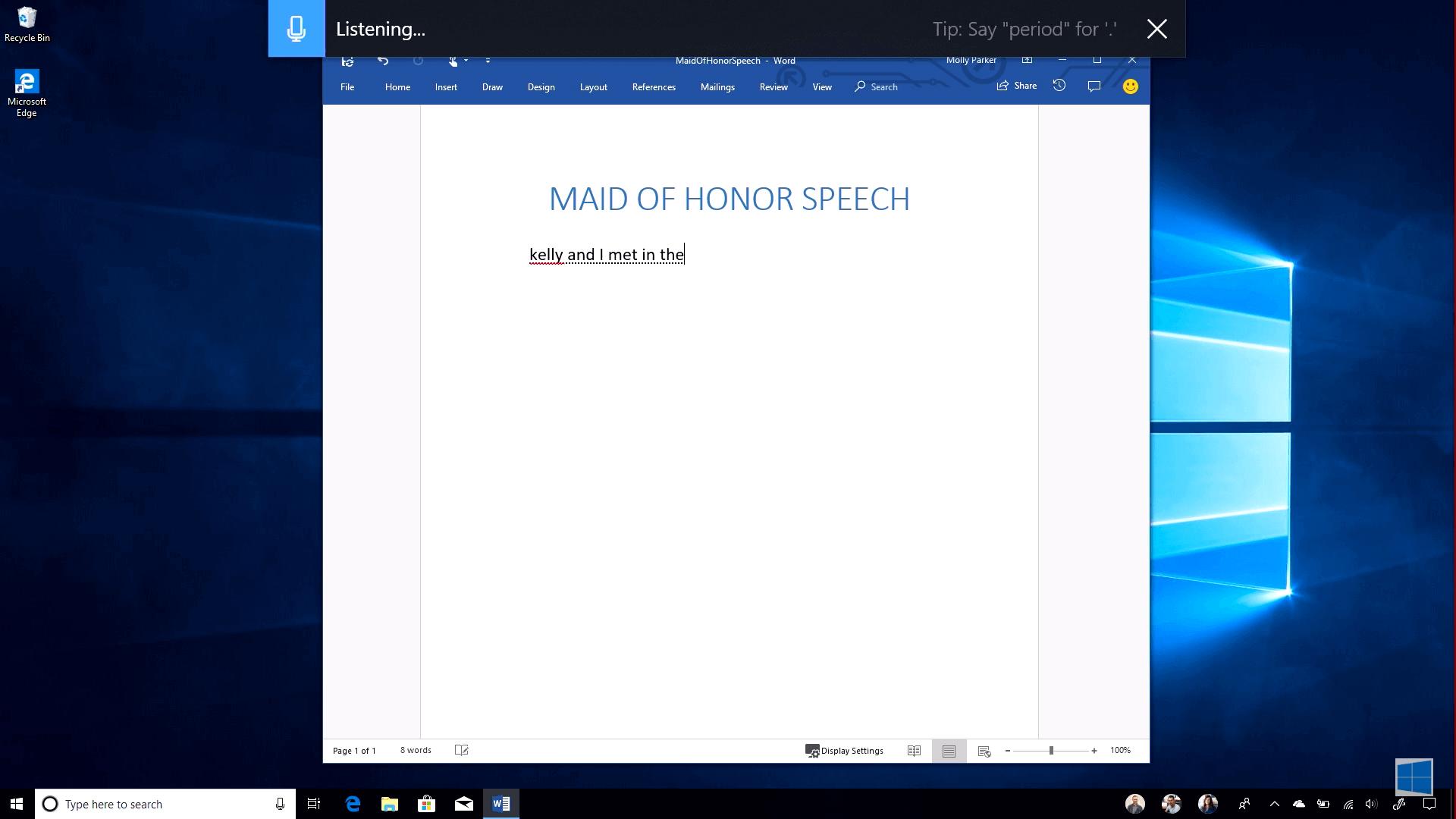 Atualização de abril do windows 10 chegará para poupar seu tempo. Prevista para chegar no final deste mês, a atualização do windows 10 trará diversos recursos. Alguns deles são: a linha do tempo, o focus assist e o ditado.