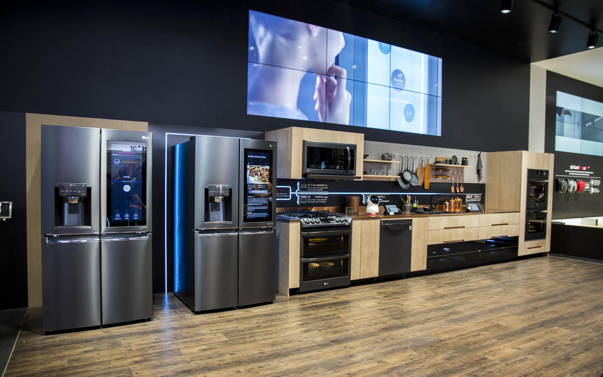 Eletrodomésticos da LG agora suportam Amazon Alexa e Google Assistente