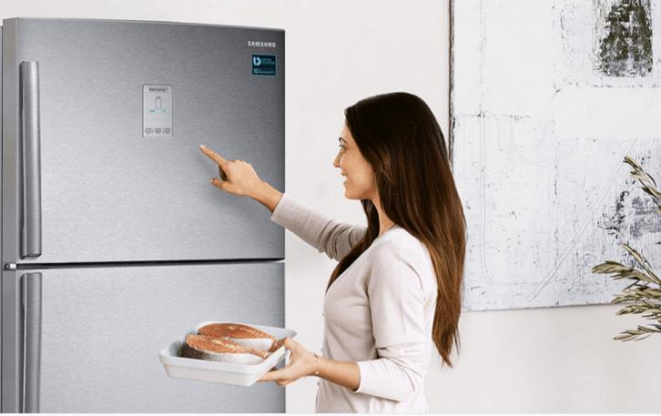 Conheça os 5 modos de uso dos refrigeradores twin cooling da samsung. São 5 modos que se encaixam direitinho com certas situações do nosso dia a dia. Além disso, os twin cooling os usam para economizar energia.