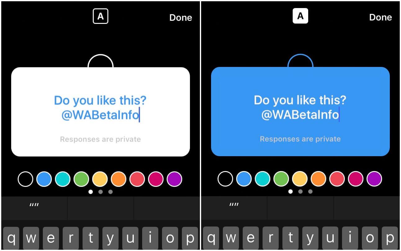 Instagram stories: novo adesivo de perguntas e respostas pode ser lançado em breve. Conhecido por lançar novos recursos a todo instante, o instagram pode estar preparando mais um adesivo para quem gosta de fazer perguntas ao seu público.