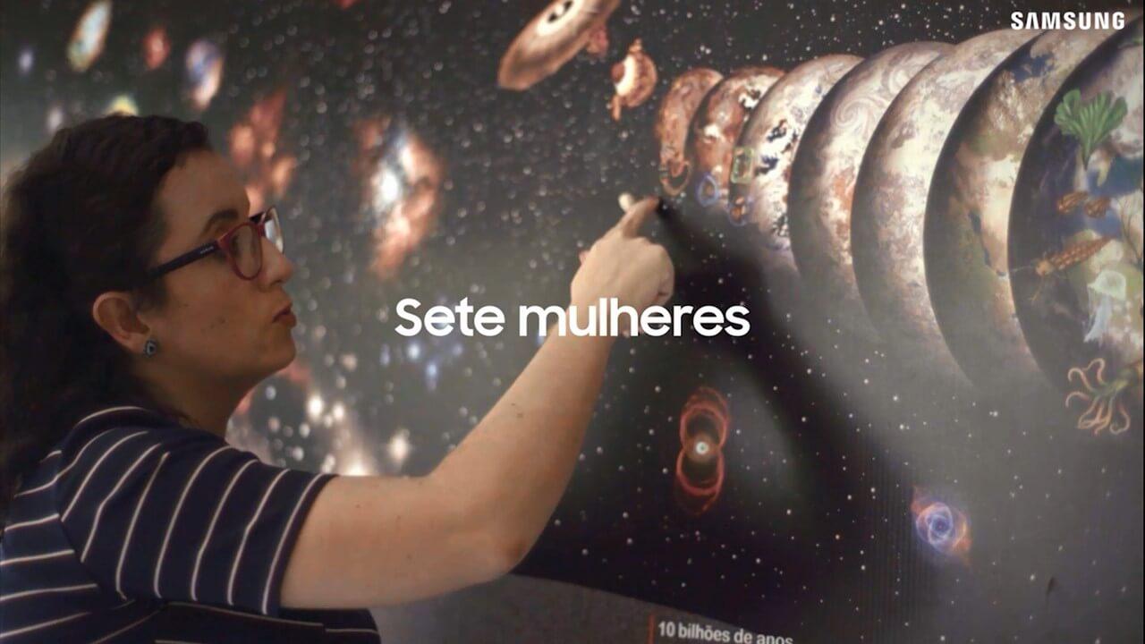 Samsung 2 - Tech Girls: Lugar de mulher é na tecnologia SIM!
