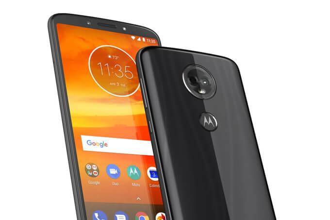 Nova linha Moto E5 provavelmente não será atualizada para o Android P
