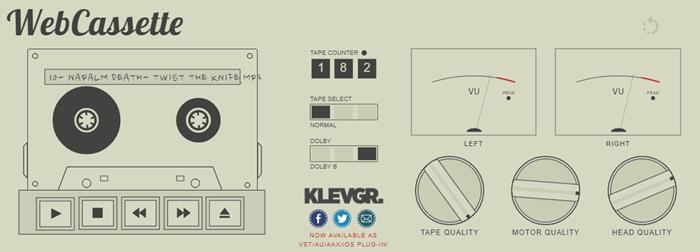 a 26184235575255 - Ouça músicas MP3 com qualidade de fita cassete
