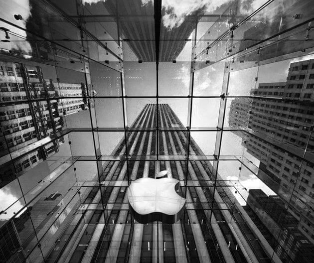 apple logo - Apple avisa que está de olho no vazamento de informações