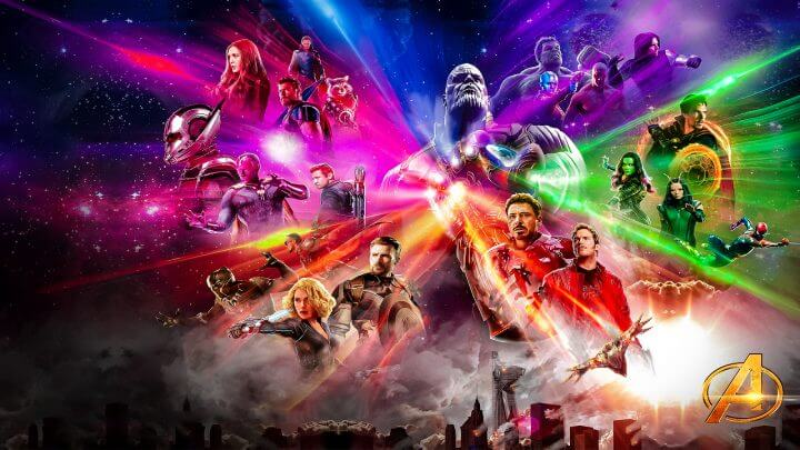 avengers infinity war comic wallpaper wide On High Resolution Wallpaper 720x405 - Crítica: Vingadores: Guerra Infinita é o ultimato da Marvel