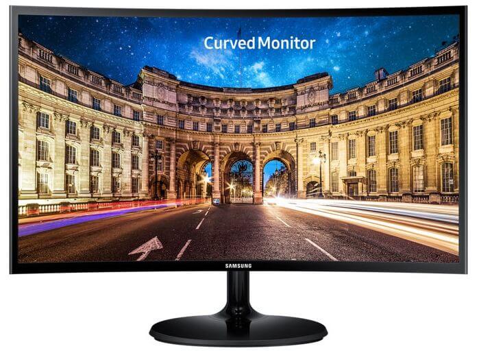 Conheça o Samsung F390, o monitor curvo acessível com tecnologia FreeSync
