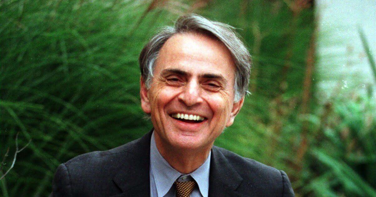 Uma entrevista inesquecível com o brilhante astrofísico Carl Sagan