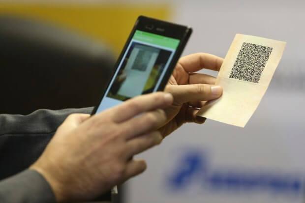 cnh digital código qr - CNH Digital já está sendo aceita em todo o Brasil