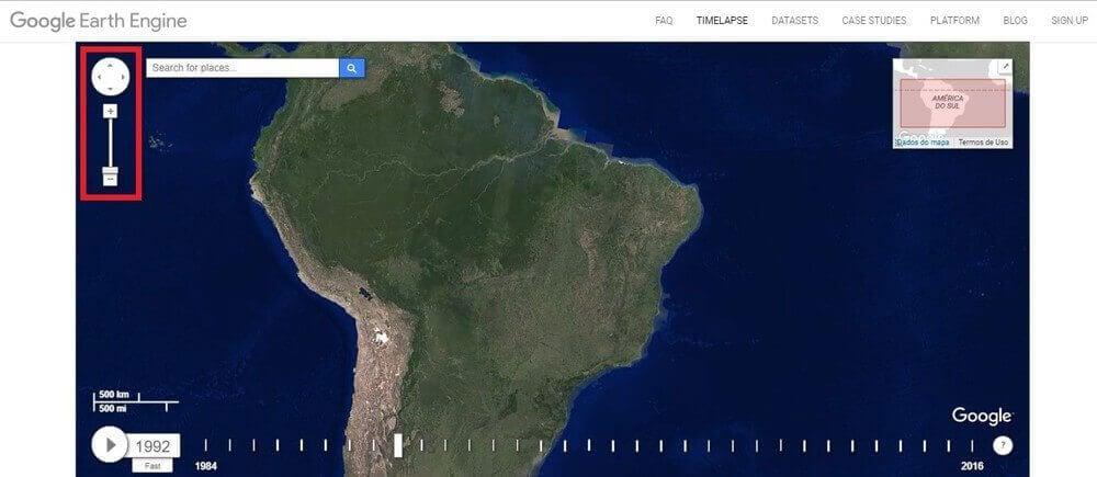 earth1 - Confira as mudanças em sua cidade com o Google Earth