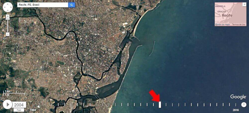 earth44444 - Confira as mudanças em sua cidade com o Google Earth