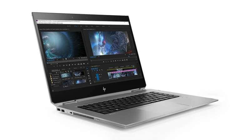 HP apresenta ZBook Studio x360 G5, o 2 em 1 mais potente do mercado
