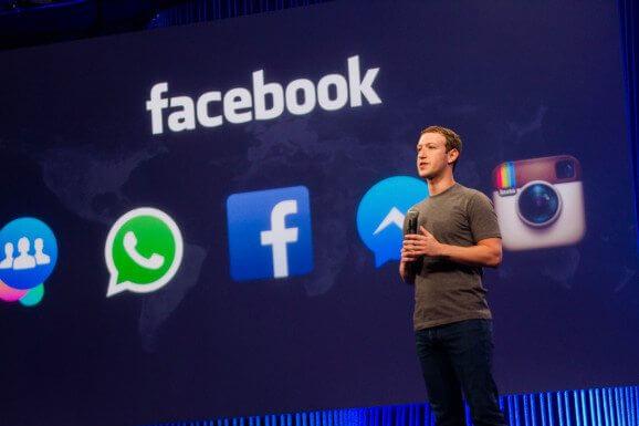 Congresso divulga depoimento de desculpas de Mark Zuckerberg