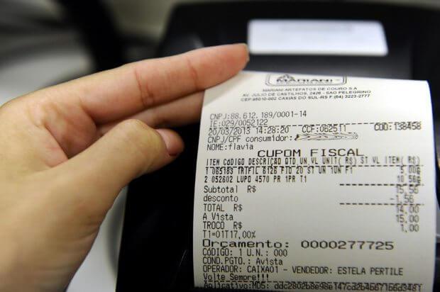 Crédito da Nota Fiscal Paulista já pode ser resgatado