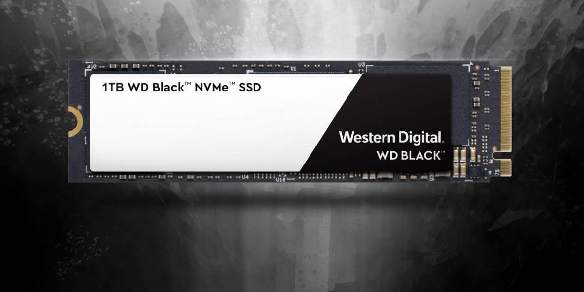 ssd 1 - Western Digital apresenta SSD poderoso voltado para o público gamer