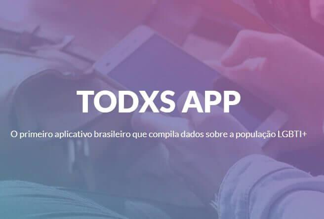 Todxs: aplicativo brasileiro é indicado para o google play awards. Aplicativo todxs visa empoderar a população lgbt+ e combater a discriminação. Ele está concorrendo na categoria melhor impacto social