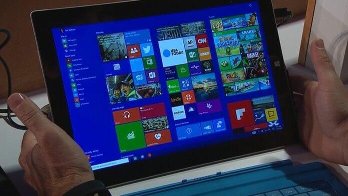 """Windows 10 Lean: confira como seria o modo """"enxuto"""" do Windows"""