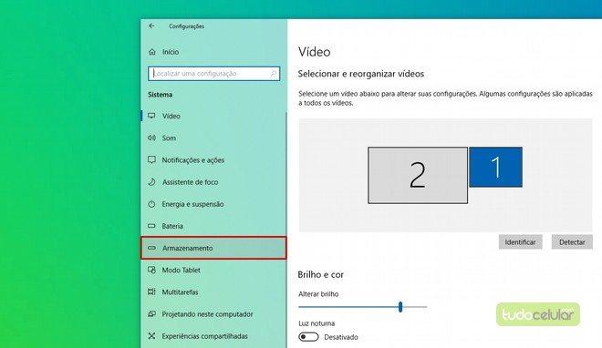 Confira como liberar espaço em disco na atualização de abril do Windows 10